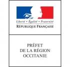 Logo Préféet de Région Occitanie
