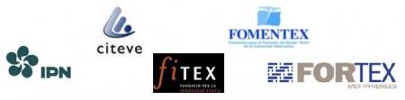 logos consortium projet SUDOTEX